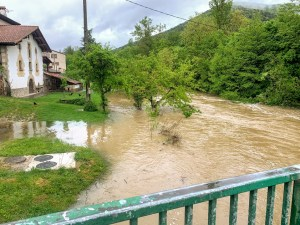 Camino Flooding