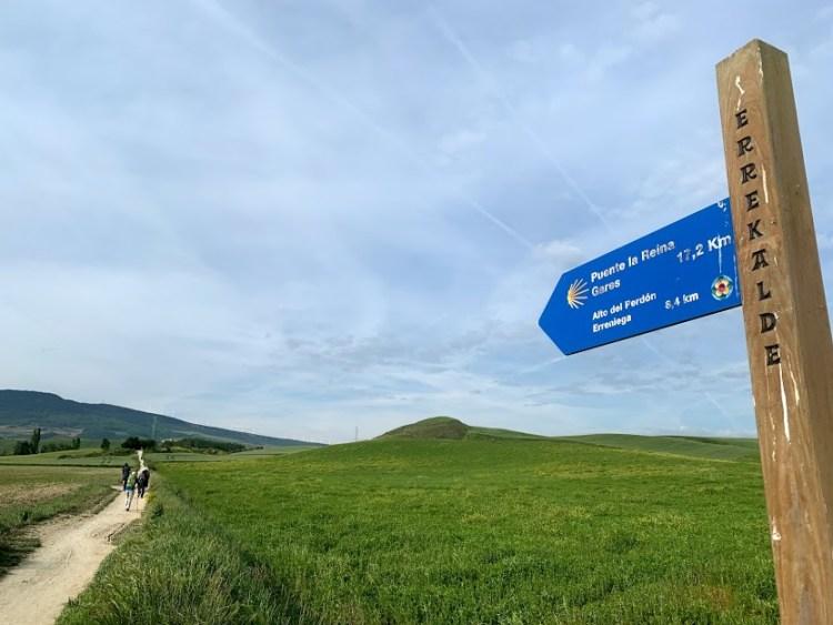 Camino De Santiago: Alto del Perdon