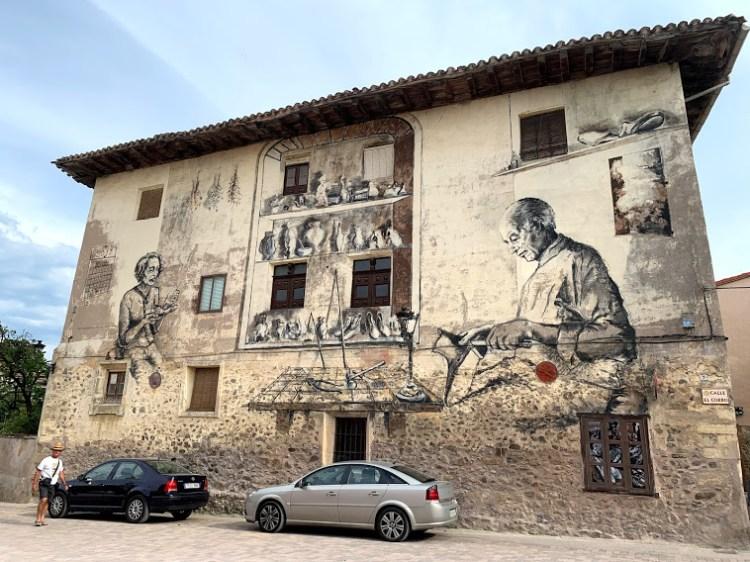 Camino Street Art