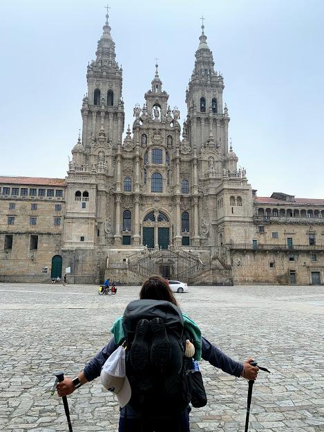 Camino De Santiago: Santiago