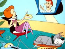 George Jetson and Judy Jetson