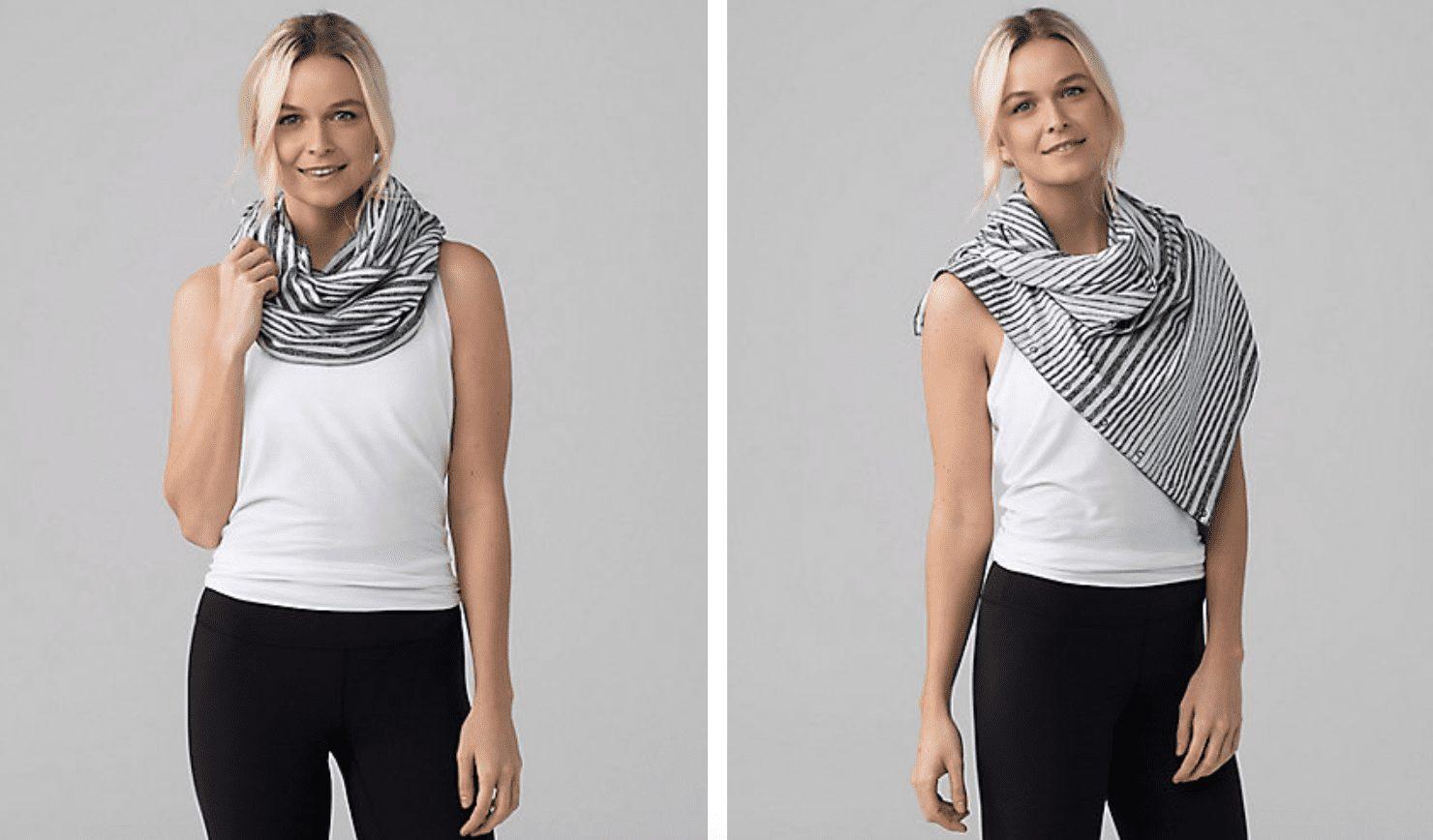 vinyasa scarf