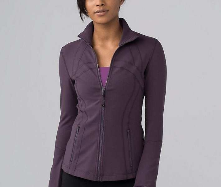 Black Currant Define Jacket