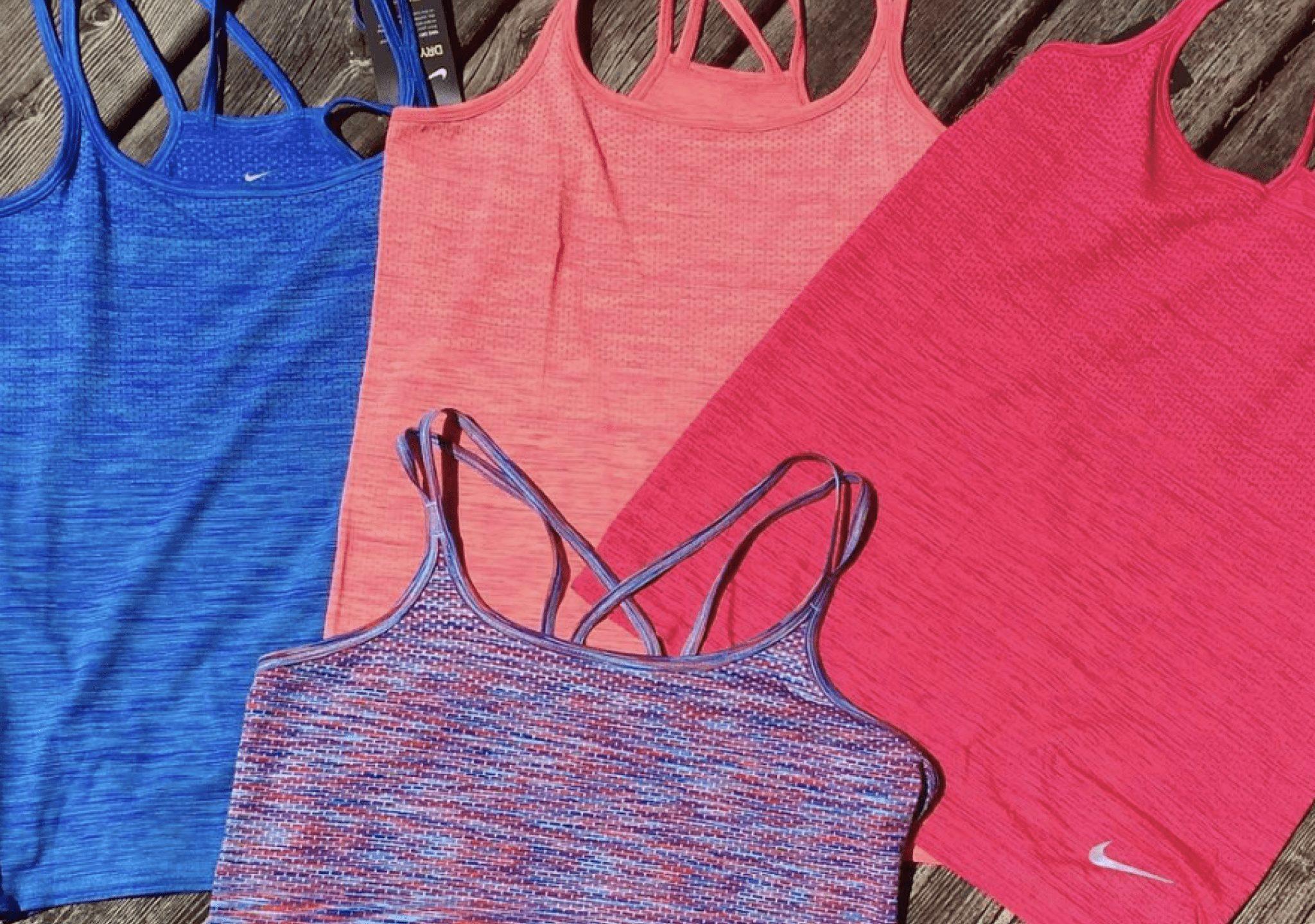Nike Dry Knit Running Tank