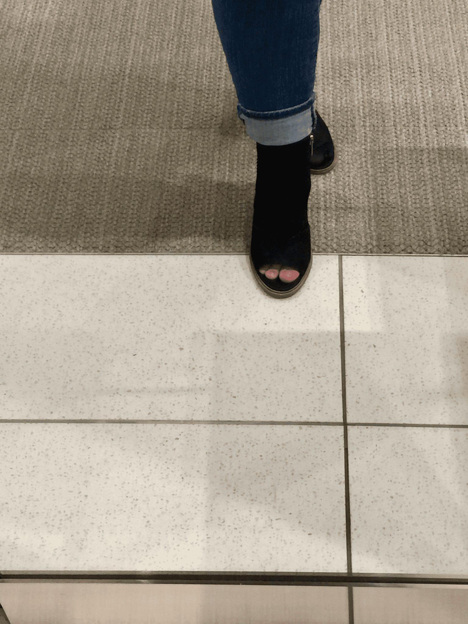 Karinta Block Heel Bootie VINCE CAMUTO
