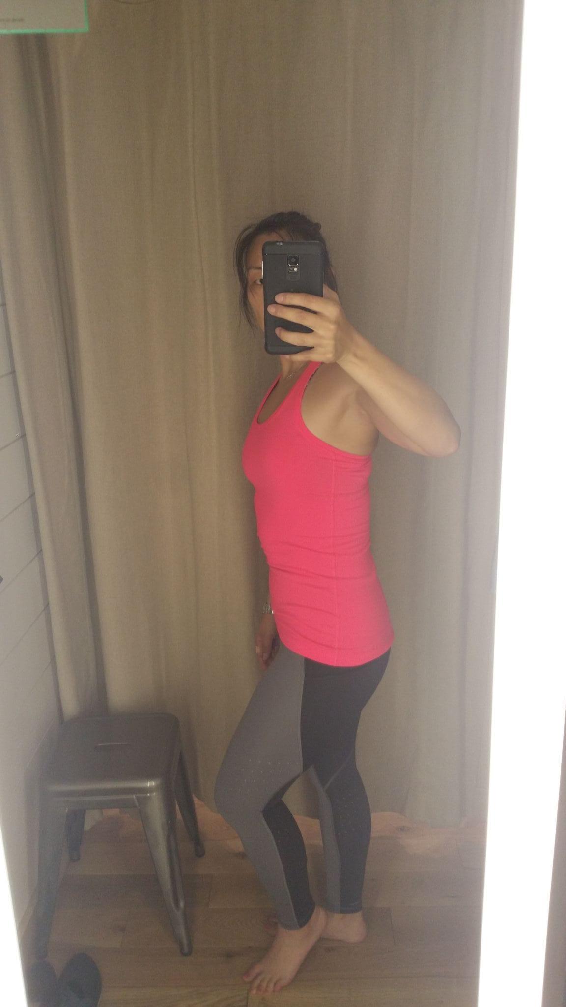 Athleta Stealth Trucool 7/8 Tight