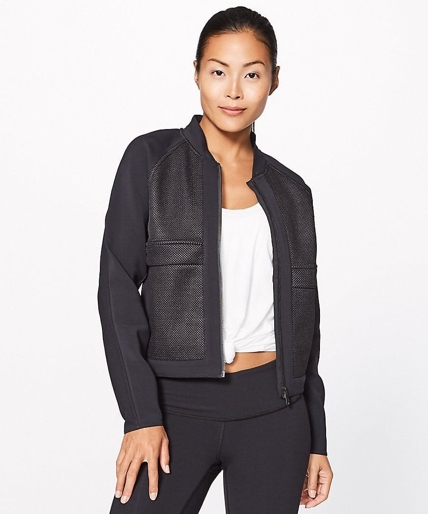 The Space In-Between Bomber Jacket