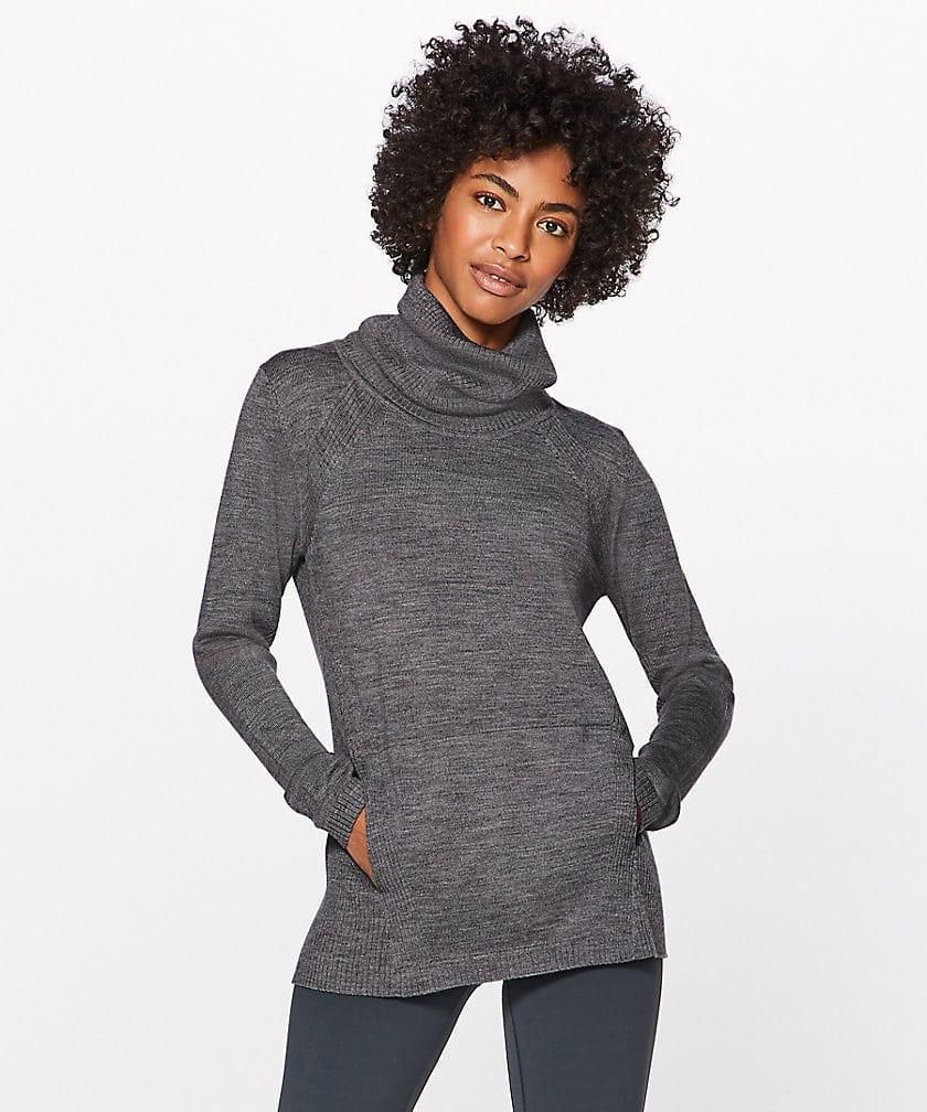 Sweat & Savasana Sweater