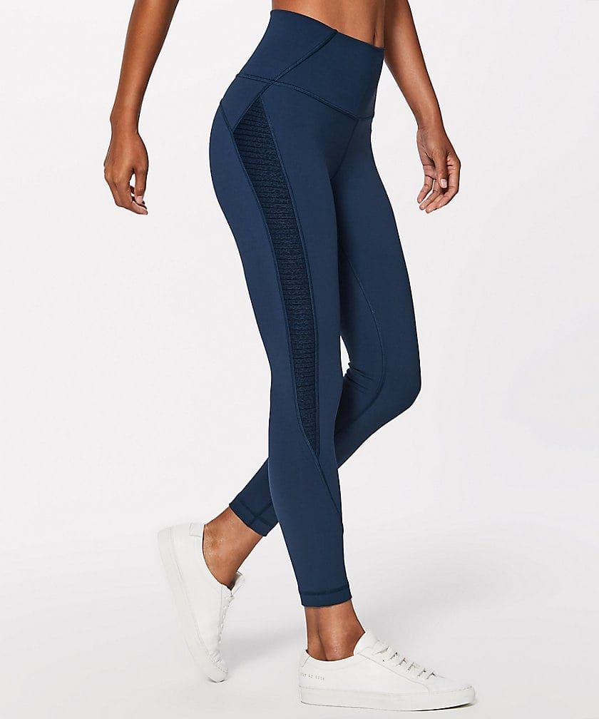 WUNDER UNDER HI-RISE TIGHT (PLEAT IT) *FULL-ON LUXTREME 28
