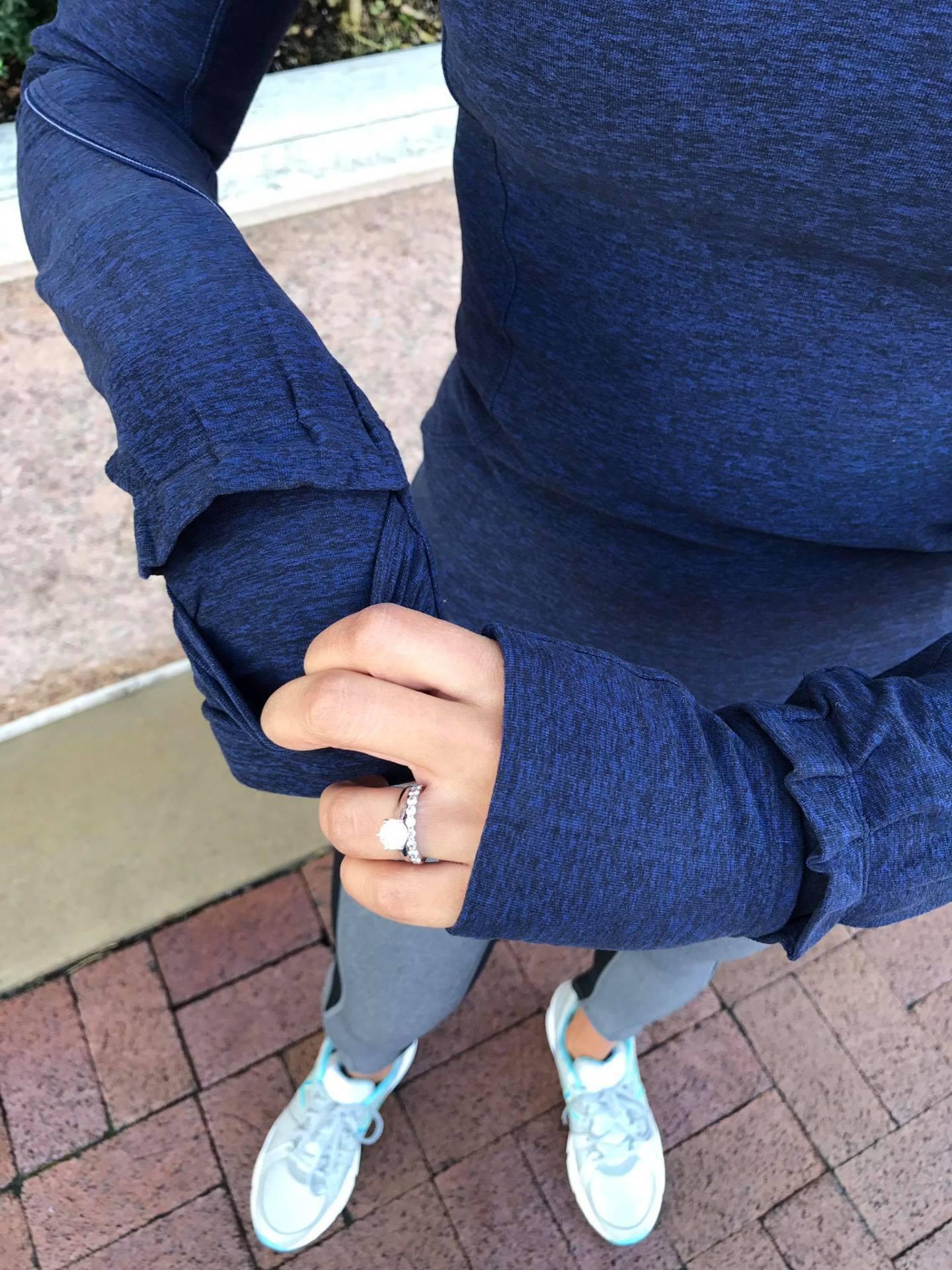 Extra Mile Long Sleeve, Lululemon Store photos