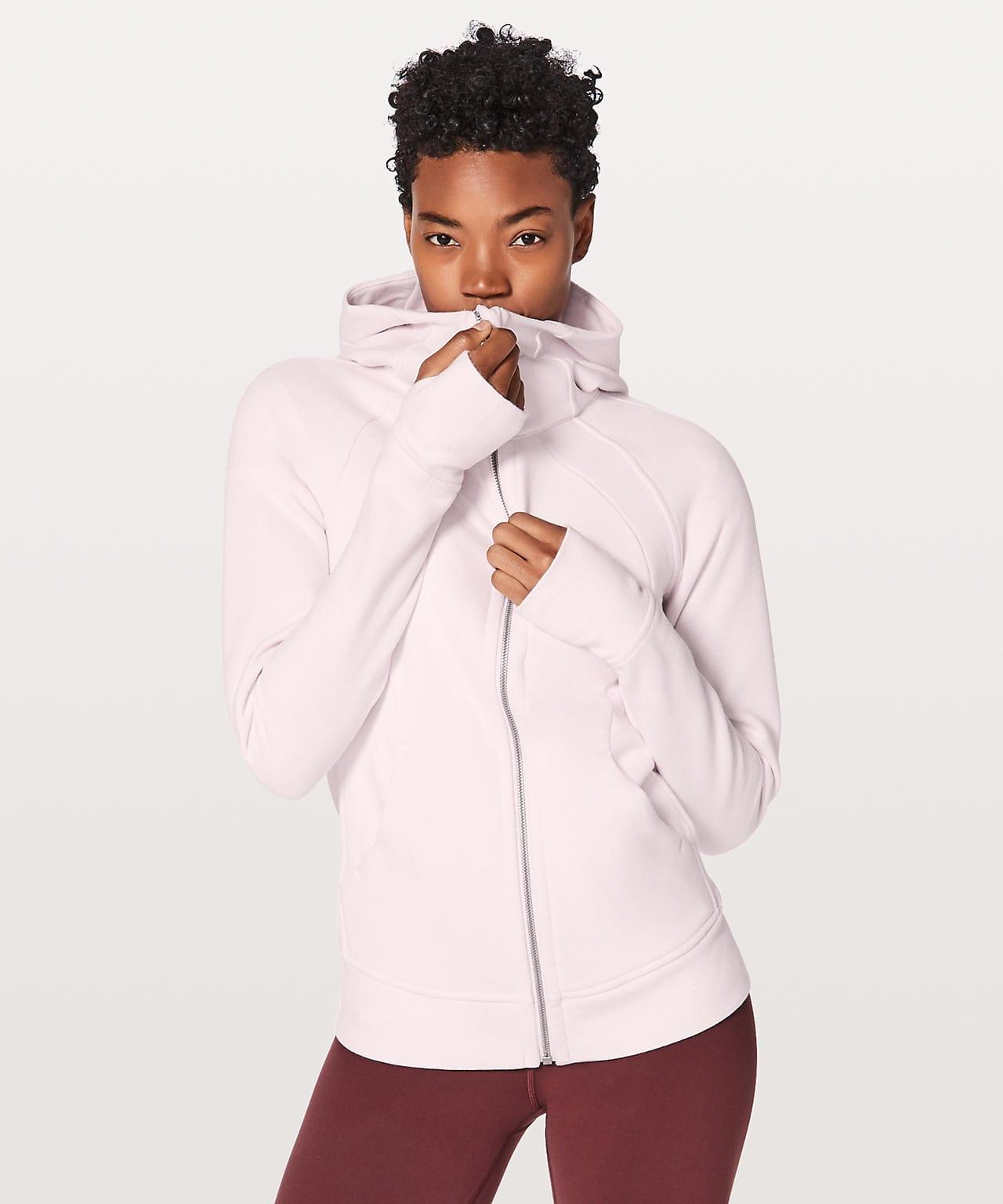 Scuba Hoodie Light Cotton Fleece