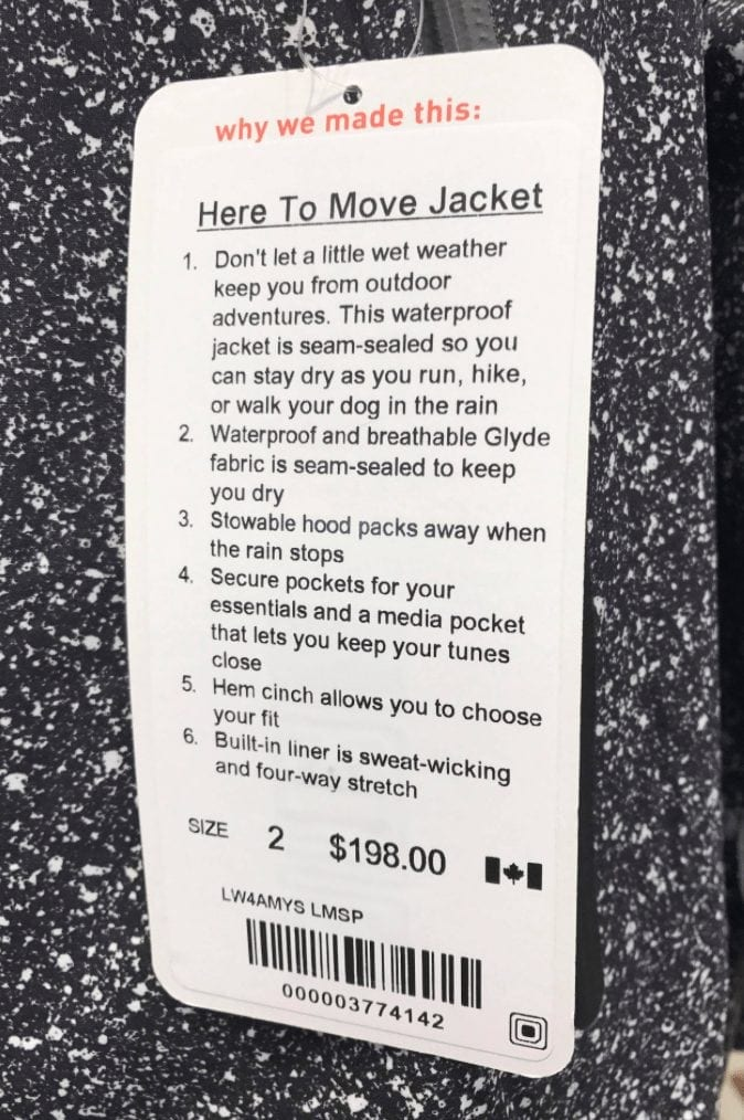 Here To Move Jacket