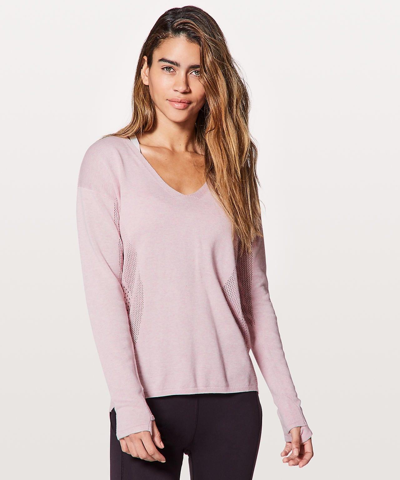 Lululemon Still Movement Sweater
