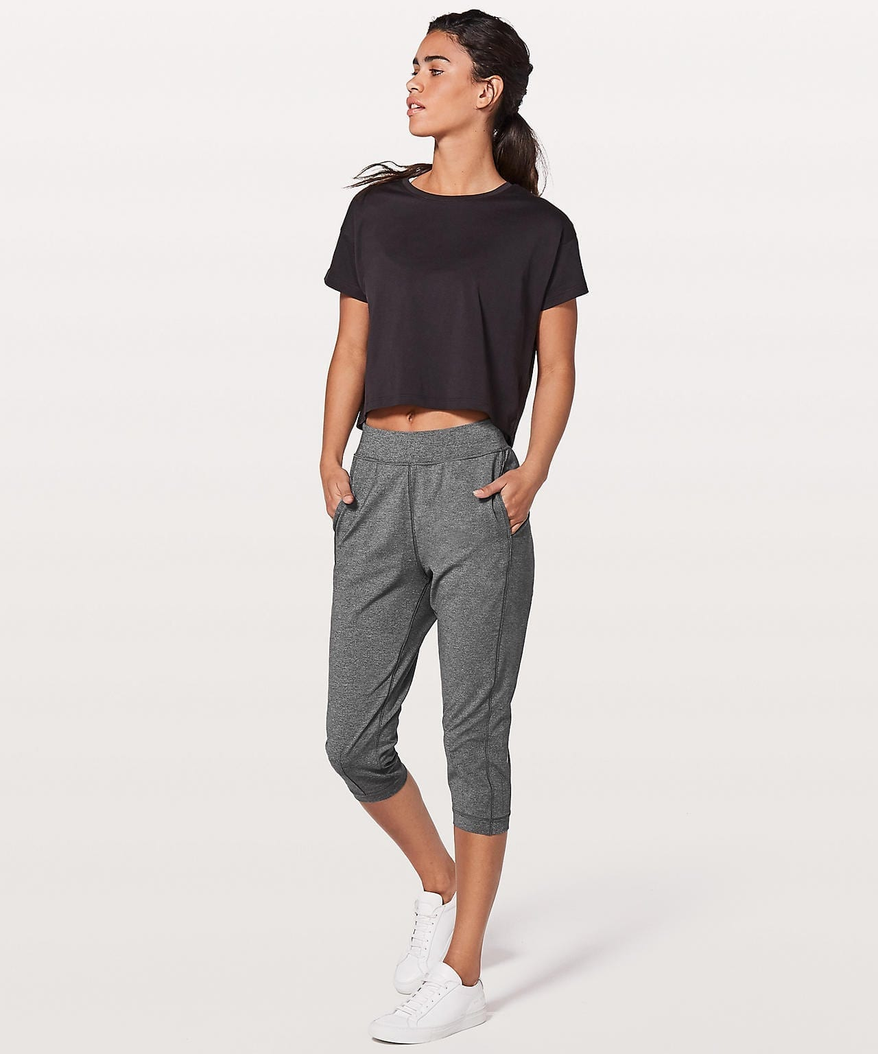 Lululemon Rejuvenate Crop