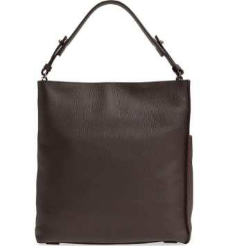 ALLSAINTS Mast Leather Shoulder Tote