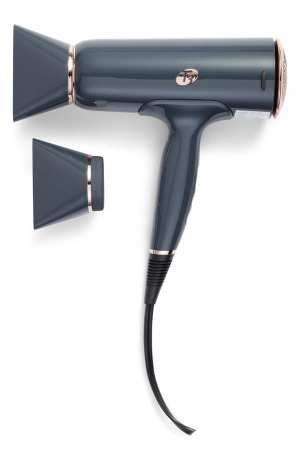 T3 Grey & Rose Gold Cura Hair Dryer