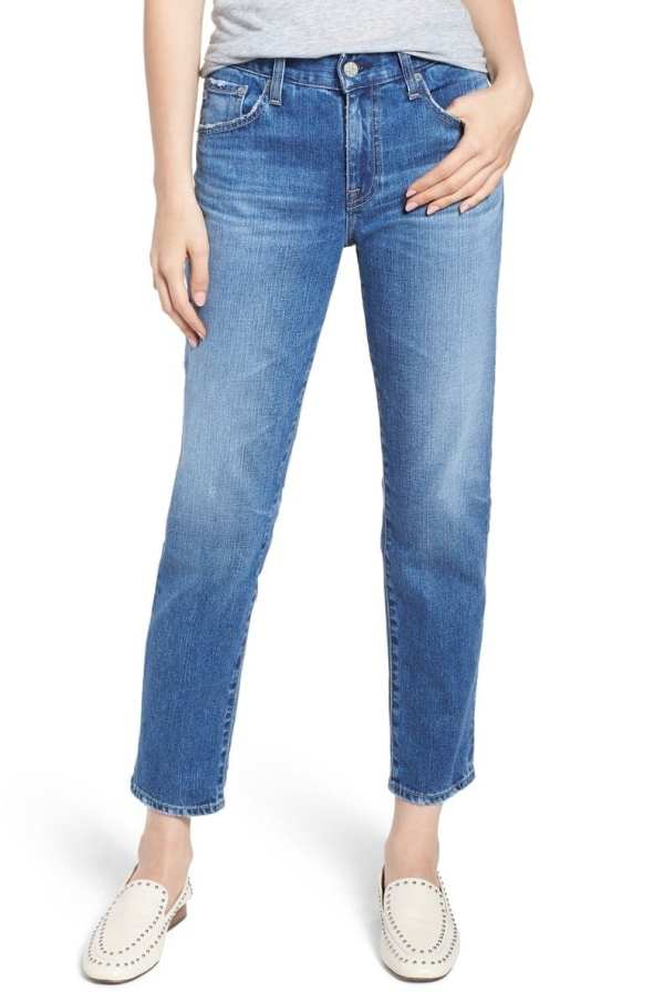 AG Ex-Boyfriend Relaxed Slim Jeans