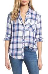 Hunter Plaid Shirt RAILS 2018 Nordstrom Anniversary Sale