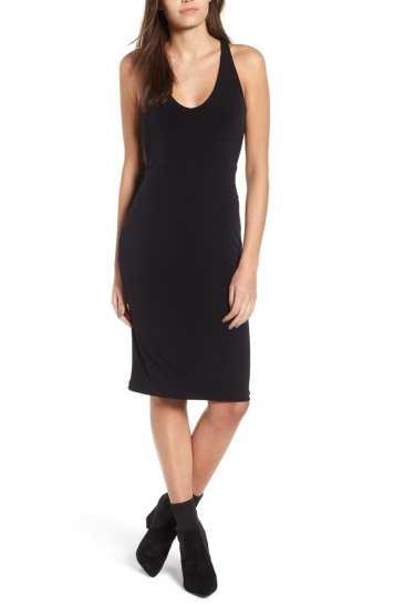 Sleek Knit Midi Dress Leith Nordstrom Anniversary Sale