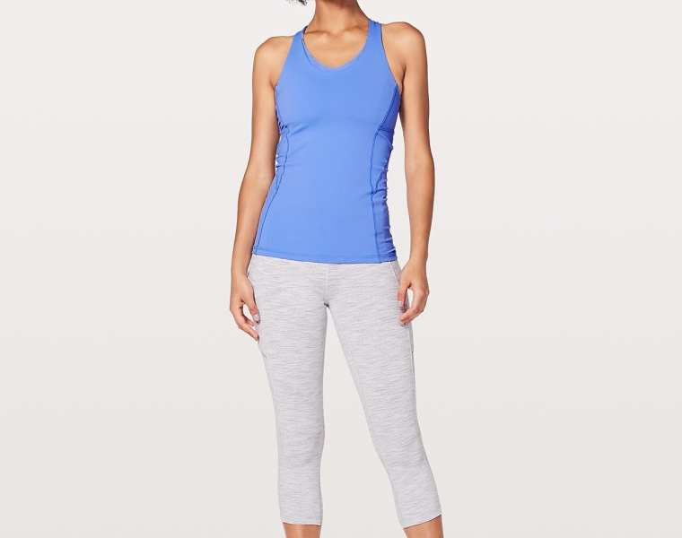 Lululemon Stash N' Run Tank
