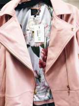 Ted Baker Lizia Biker Jacket, Nordstrom Anniversary Sale 2018 Fitting Room Try-Ons