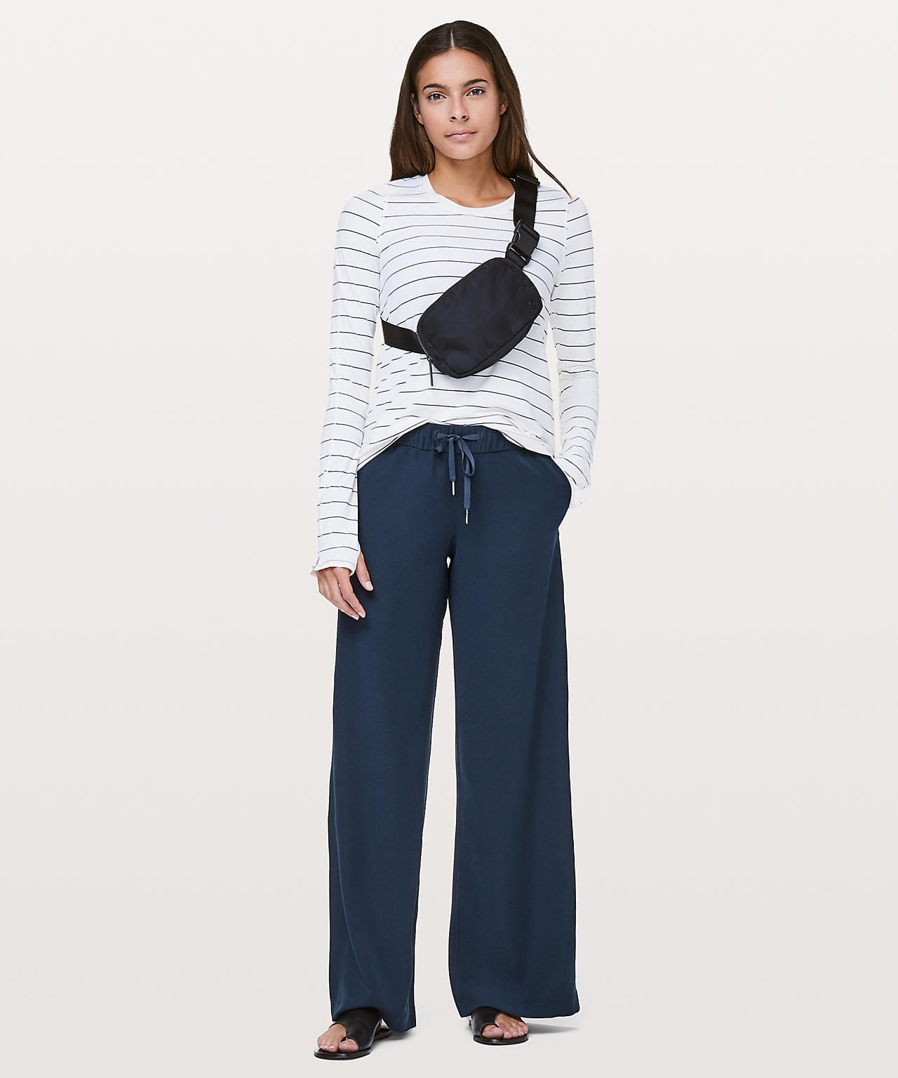 On The Fly Pant Wide Leg