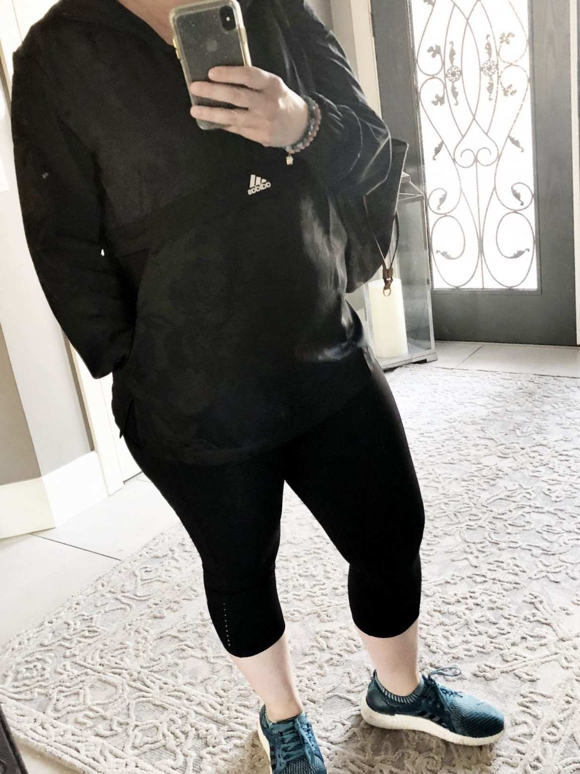 adidas Women's Sport ID Woven Anorak