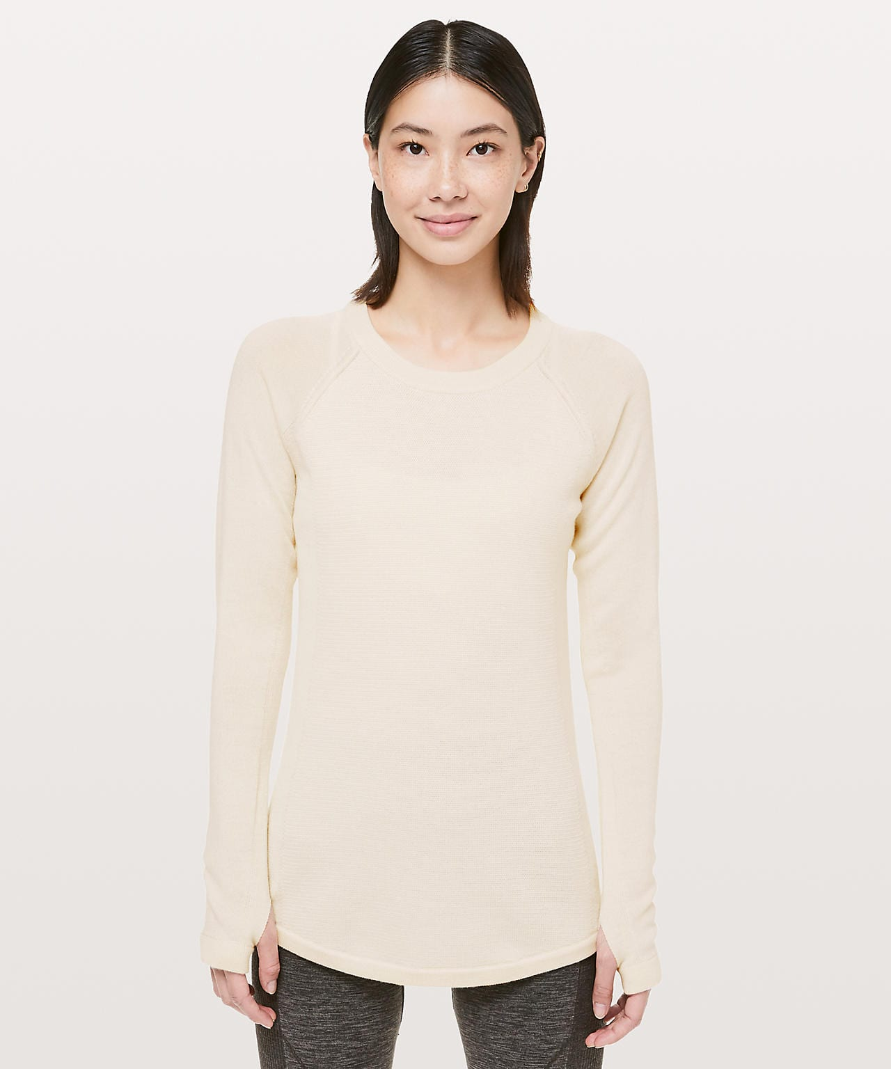 Sit In Lotus Sweater