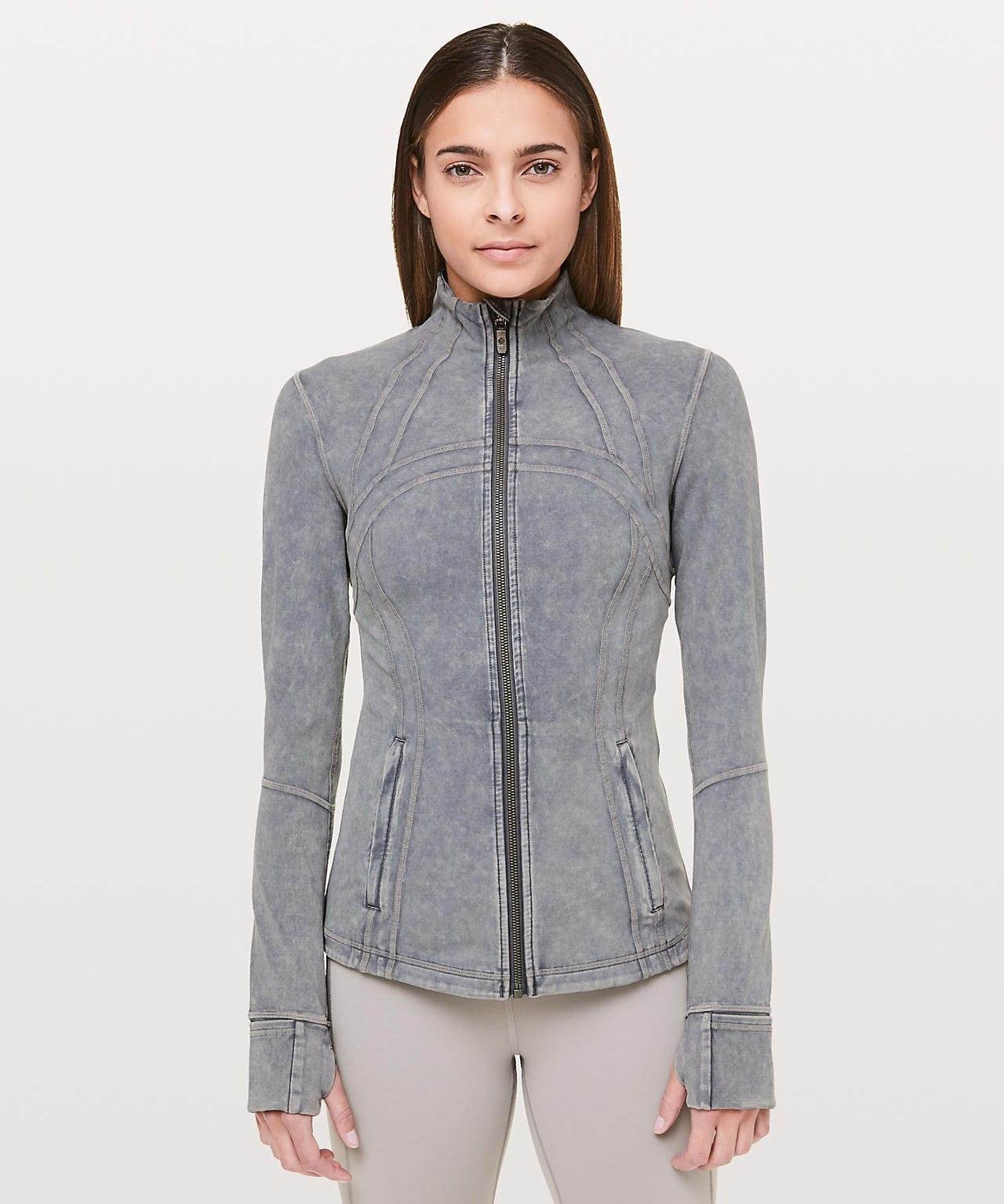 Define Jacket Garment Dye