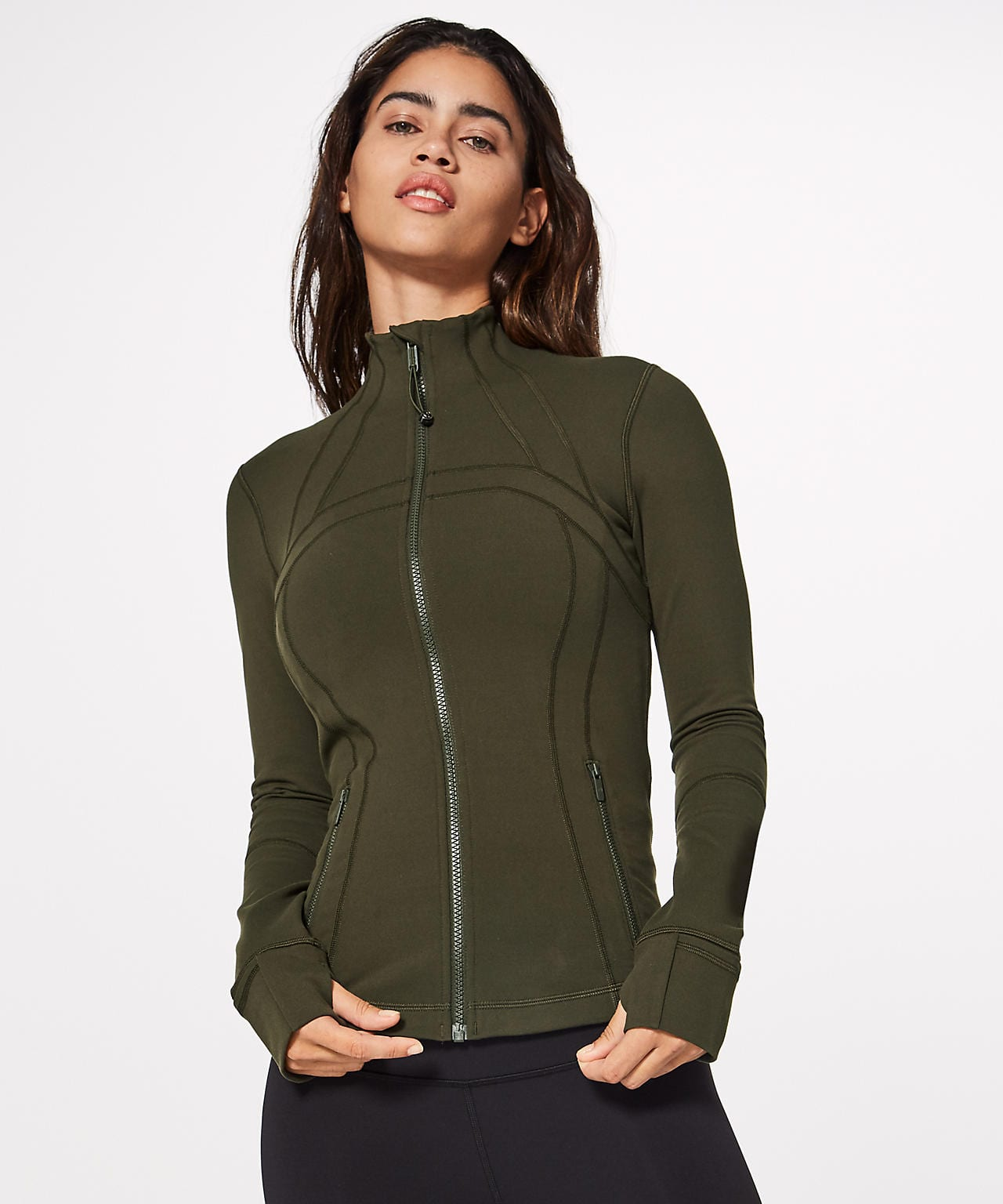 Define Jacket, Dark Olive, Lululemon Upload