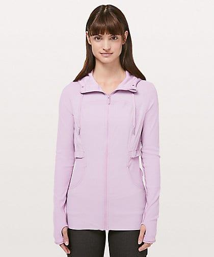 Lululemon Dance Studio Jacket Rib Sleeve, Antoinette