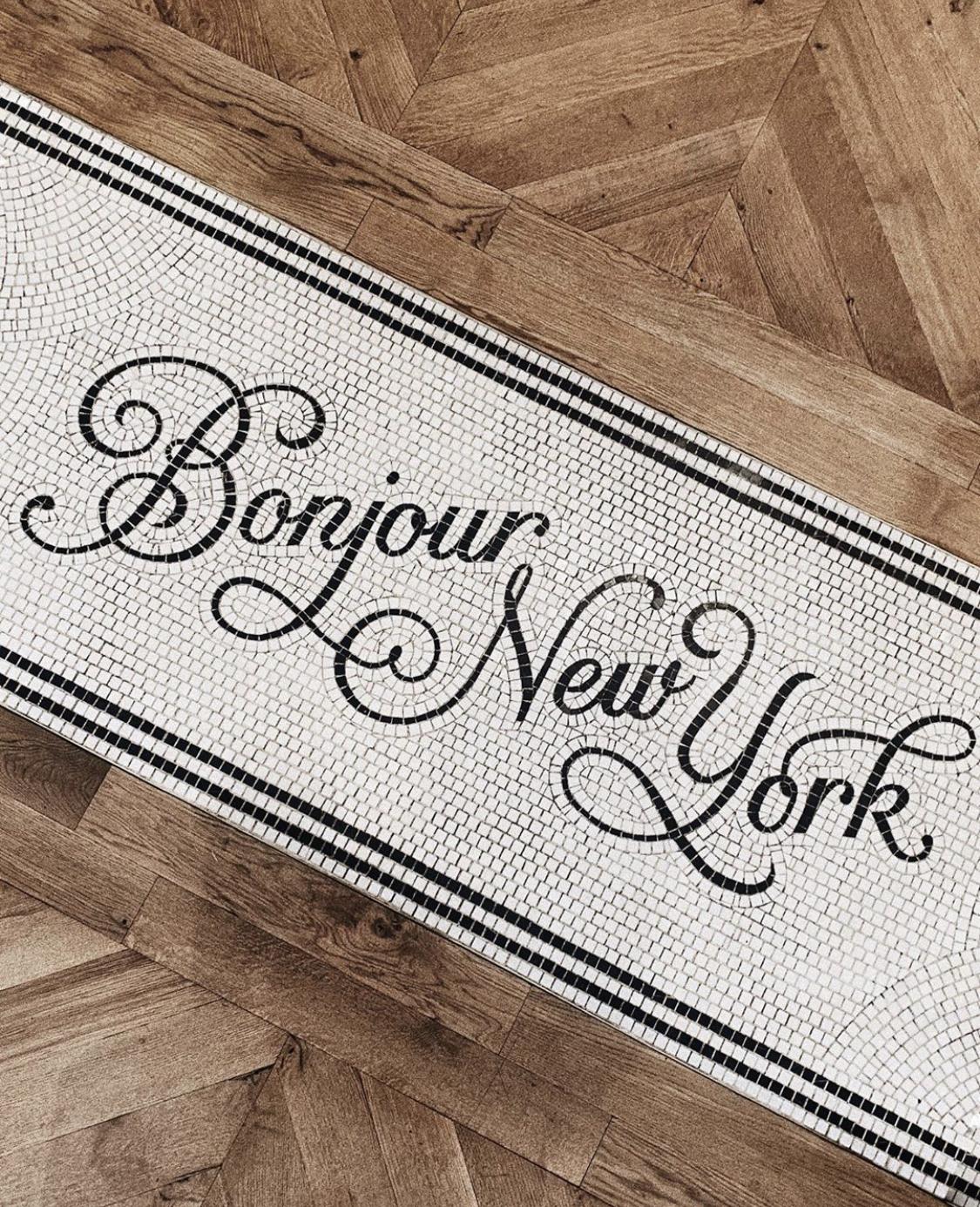 L'Appartement Sezane New York, Nolita, Sézane Try-Ons