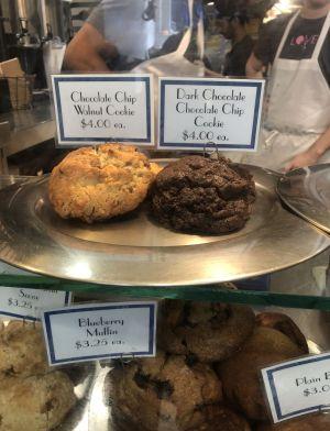 Levain Cookies, Chocolate Chip Walnut, My Favorite NYC Restaurants