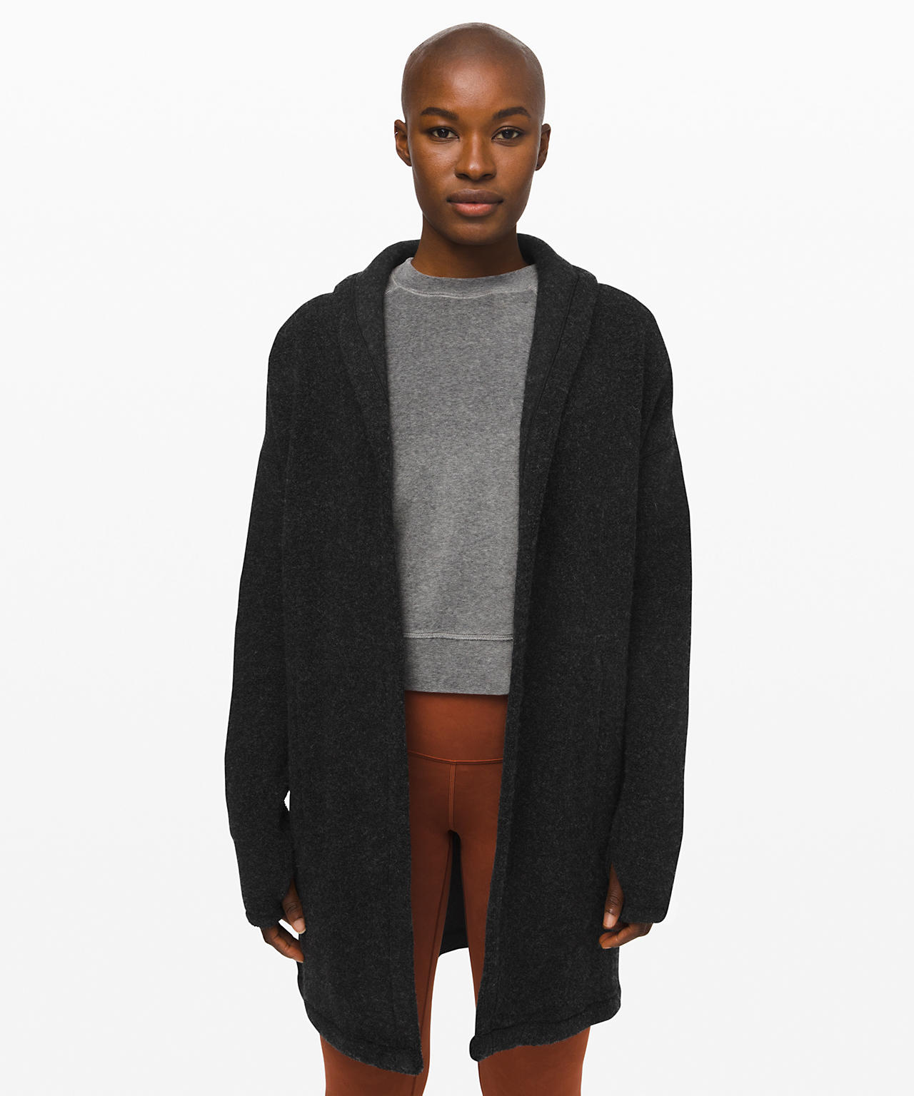 Sincerely Sherpa Wrap