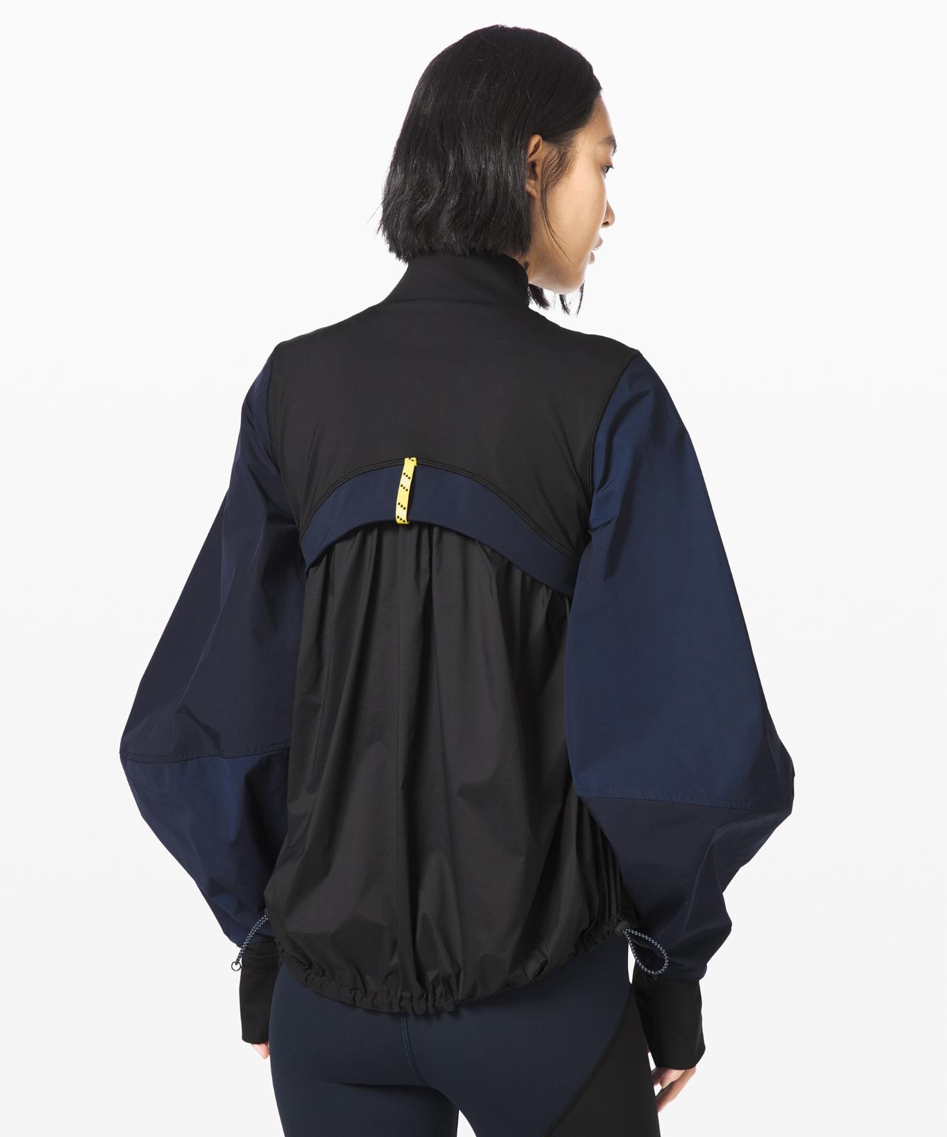 Face Forward Define Jacket, Lululemon x Roksanda