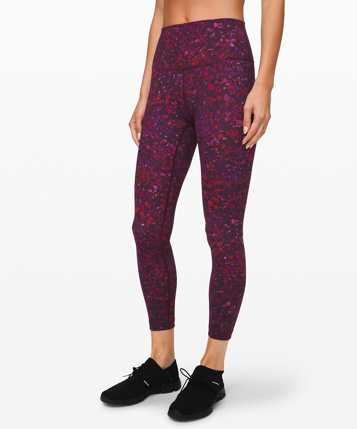 """Wunder Under High-Rise Tight 25"""" Full-On Luxtreme  Lunar New Year"""