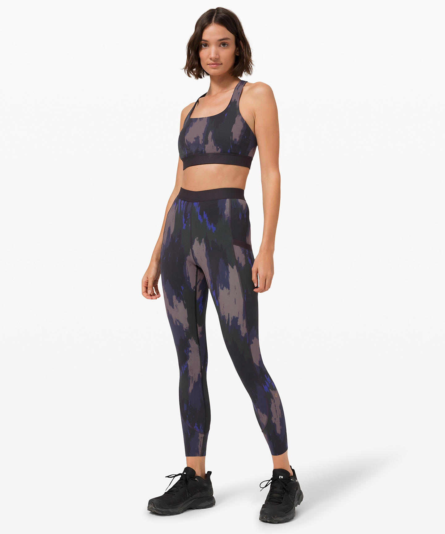 "Take The Moment Tight 25"" lululemon x Robert Geller"