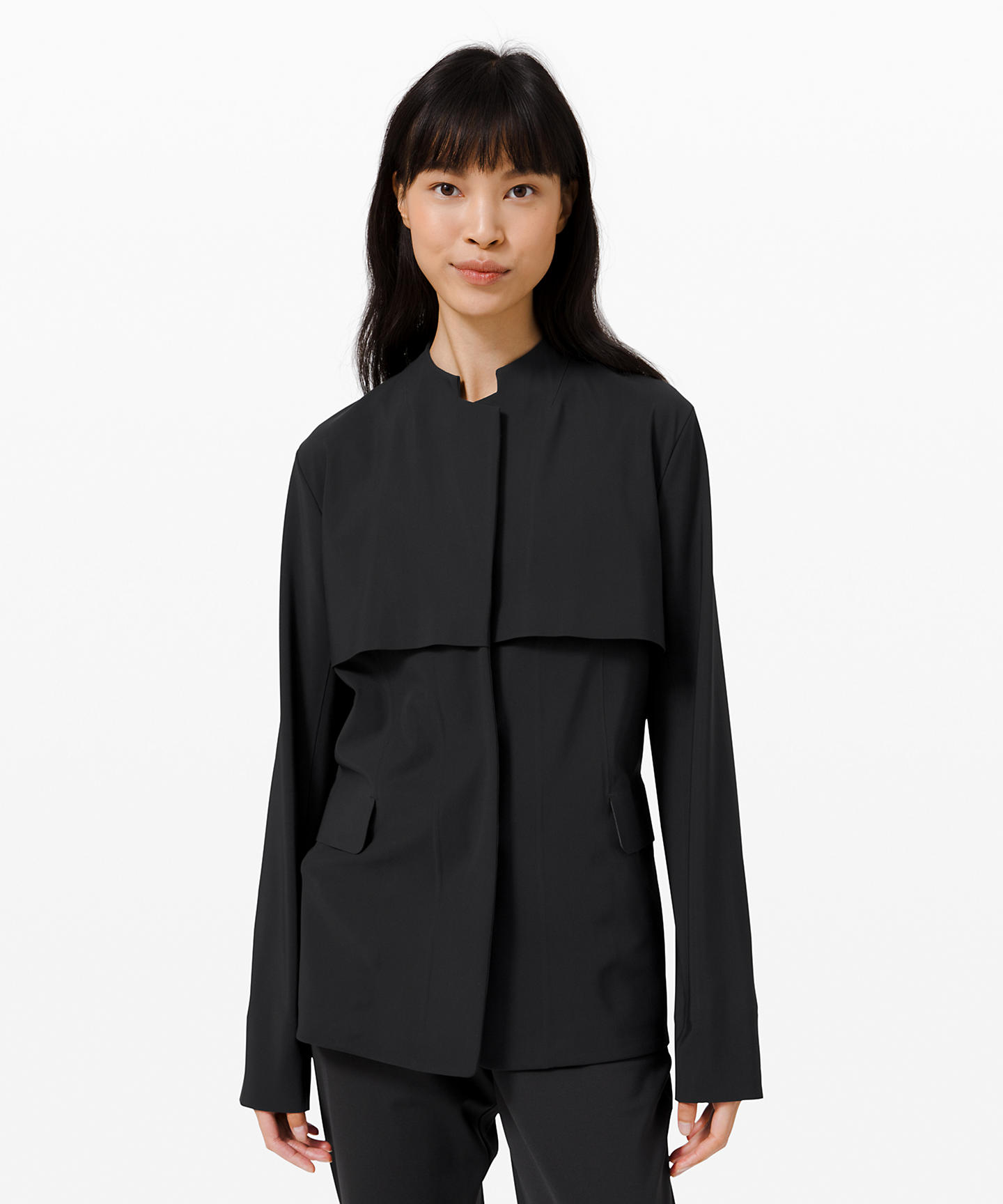 Between Places Blazer, New At Lululemon Cute Work From Home Gear