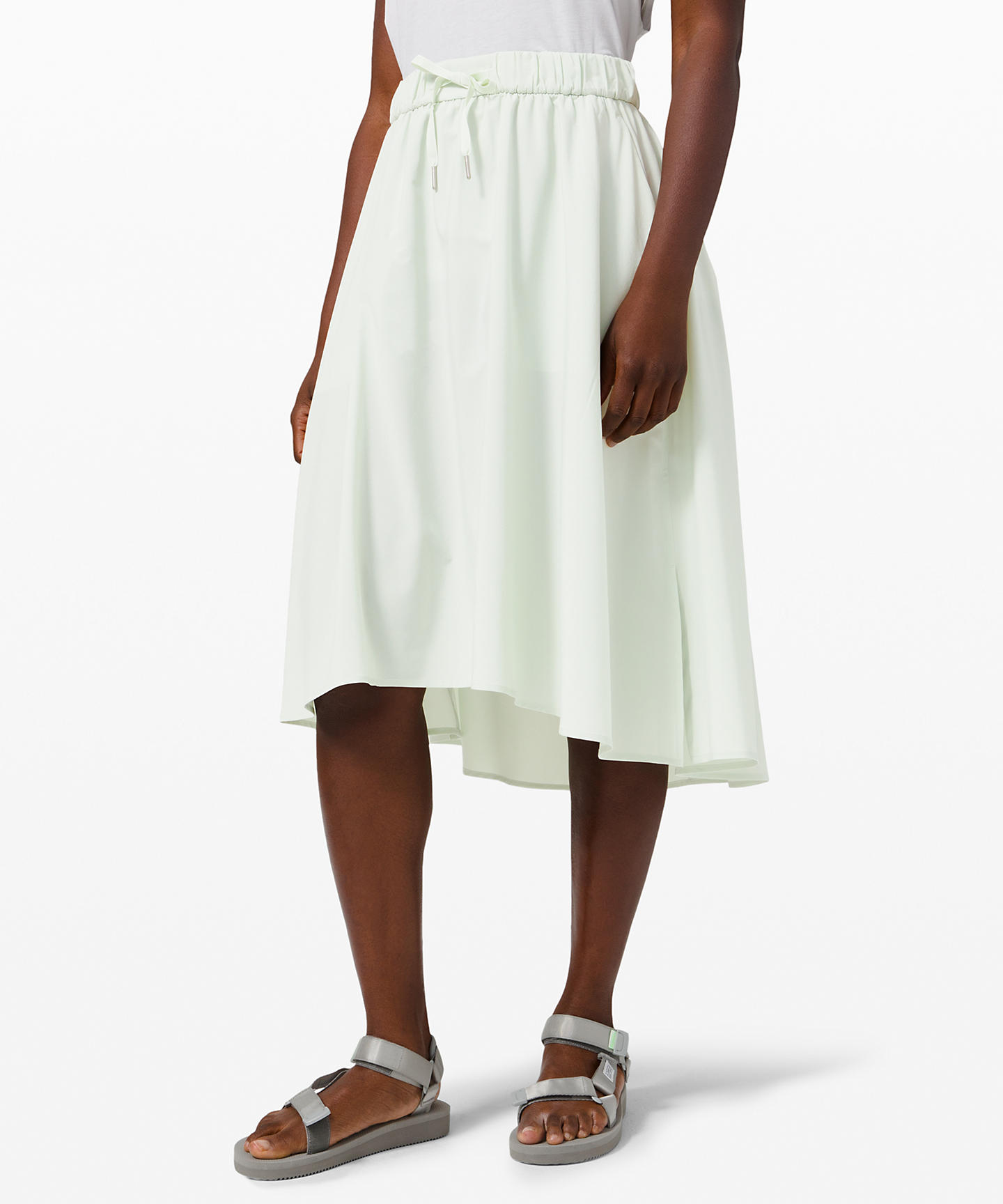Time To Flounce Skirt, New At Lululemon Cute Work From Home Gear