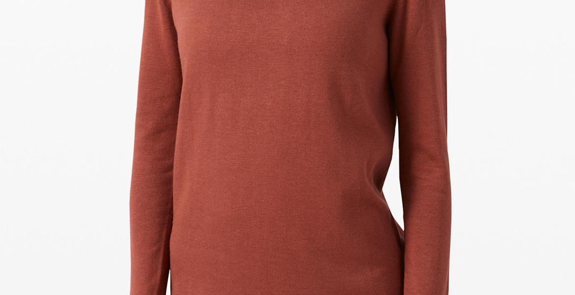 Back to Balance Long Sleeve Sweater
