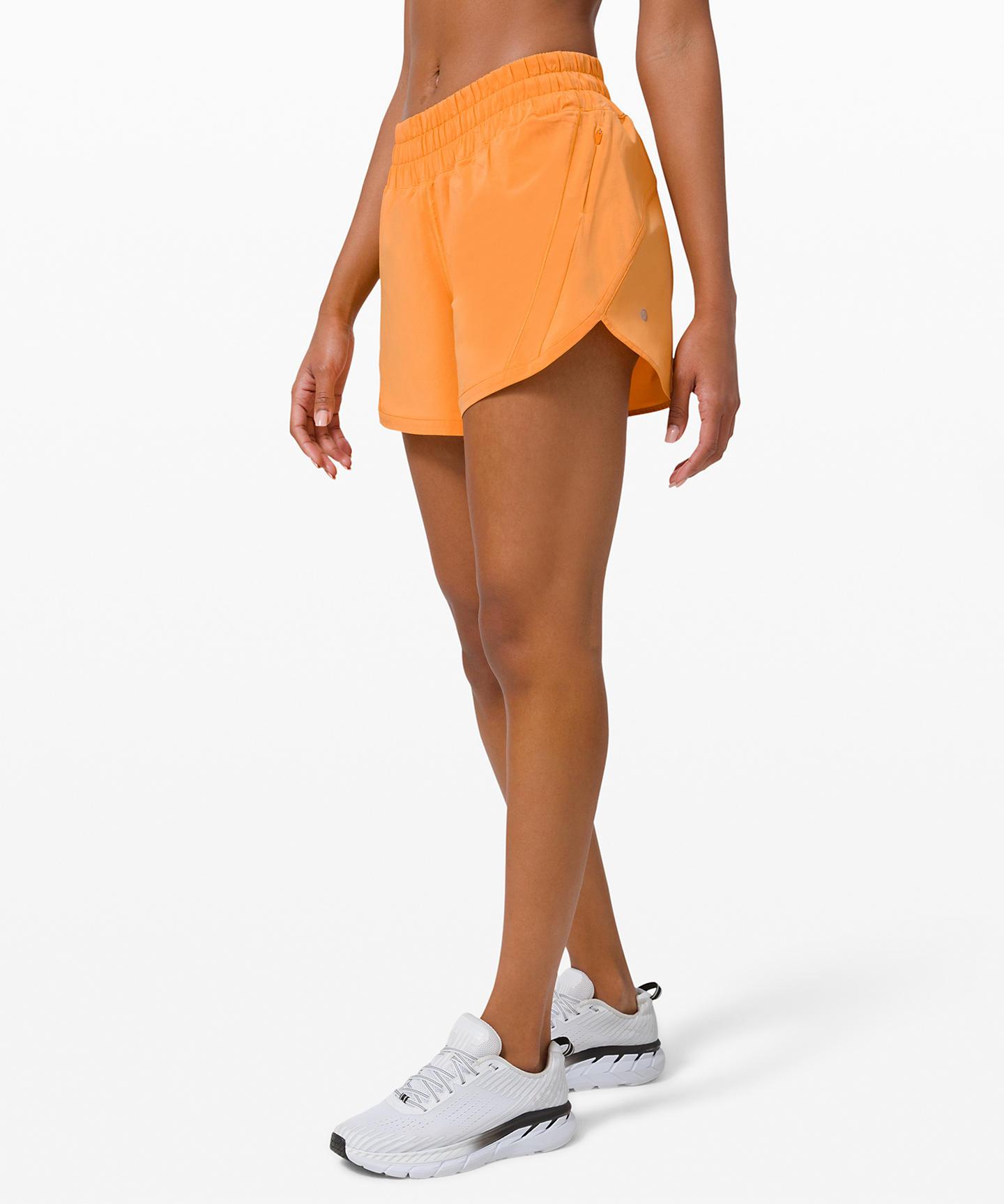 Lululemon Upload Featuring Monarch Orange