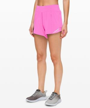 Hotty Hot Short High-Rise Long Dark Prism Pink