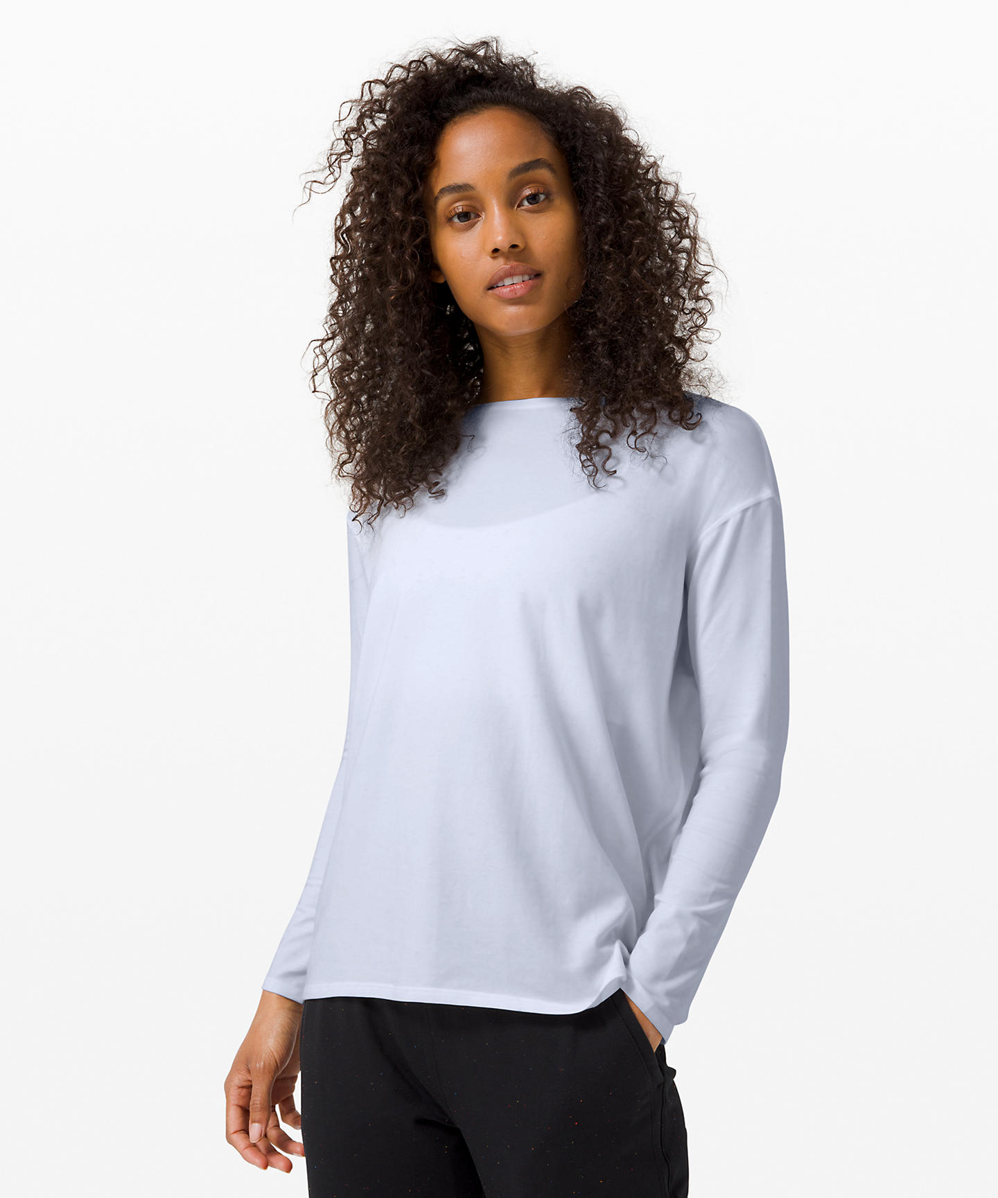 LA Back In Action Long Sleeve, Lululemon Upload
