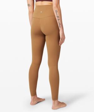 lululemon Align™ Pant 28_saddle brown 2