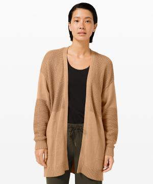 Easy Embrace Wrap Sweater_beechwood