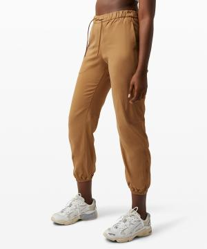 Essential Affinity Mid Rise Jogger 27
