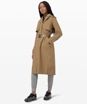 Always There Trench Coat 2