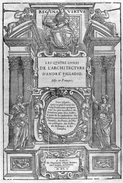 Andrea Palladio - quatre livres de l architecture 1