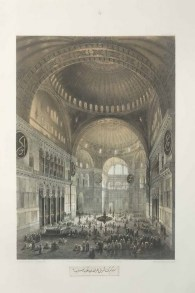 Gaspare Fossati - Aya Sofia of Constantinople - London (1852) - 011