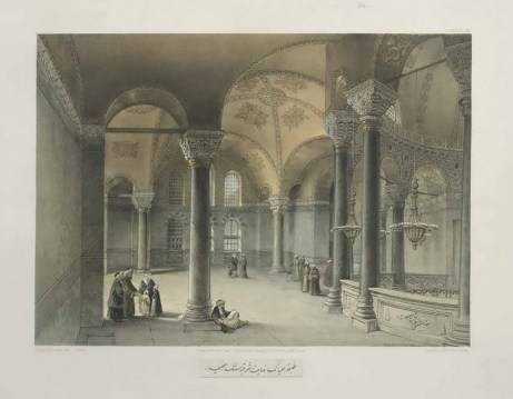 Gaspare Fossati - Aya Sofia of Constantinople - London (1852) - 021